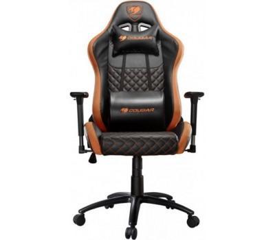 Крісло ігрове Cougar Armor PRO Black/Orange