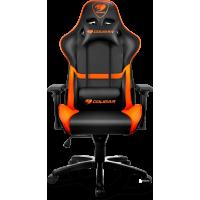 Крісло ігрове Cougar Armor (Armor Black/Orange)