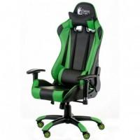 Крісло ігрове Special4You ExtremeRace black/green (000003630)