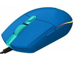Ігрова мишка  Logitech G102 Lightsync USB Blue (910-005801)