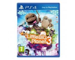Гра SONY LittleBigPlanet 3 [PS4, Russian version] Blu-ray диск (9424871)
