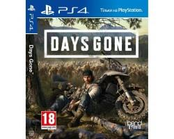 Гра SONY Days Gone [PS4, Russian version] Blu-ray диск (9795612)
