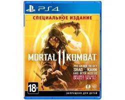 Гра SONY Mortal Kombat 11 Спеціальне Видання [PS4, Russian subtitles] (0003855)
