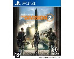 Гра SONY Tom Clancy's The Division 2 [PS4, Russian version] (8113407)
