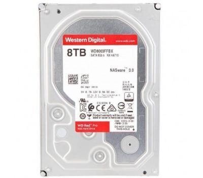 """Жорсткий диск 3.5"""" 8TB Western Digital (WD8003FFBX)"""