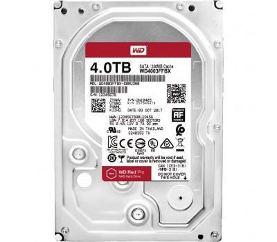 """Жесткий диск 3.5"""" 4TB Western Digital (WD4003FFBX)"""