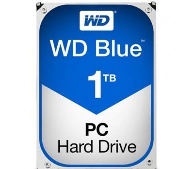 """Жорсткий диск 3.5"""" 1TB Western Digital (#WD10EZRZ-FR#)"""