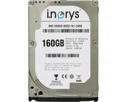 "Жорсткий диск для ноутбука 2.5"" 160GB i.norys (INO-IHDD0160S2-N1-5408)"