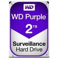 """Жорсткий диск 3.5"""" 2TB Western Digital (WD20PURZ)"""