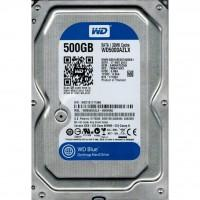 "Жорсткий диск 3.5"" 500Gb Western Digital (WD5000AZLX)"