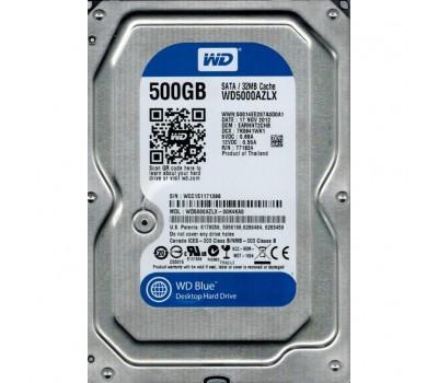 "Жорсткий диск 3.5"" 500Gb Western Digital (WD5000AZLX)"