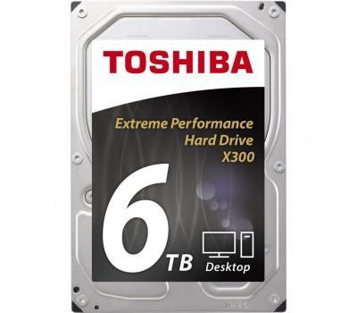 "Жесткий диск 3.5"" 6TB TOSHIBA (HDWE160UZSVA)"