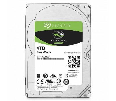 "Жорсткий диск для ноутбука 2.5"" 4TB Seagate (ST4000LM024)"