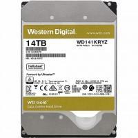 """Жесткий диск 3.5"""" 14TB Western Digital (WD141KRYZ)"""