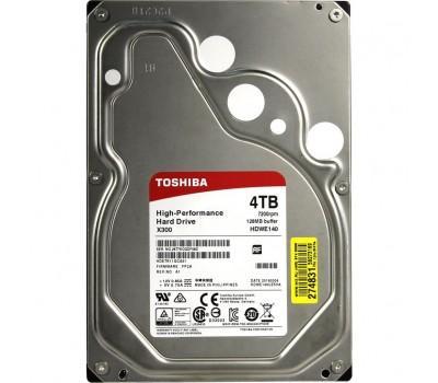 "Жесткий диск 3.5"" 4TB TOSHIBA (HDWE140UZSVA)"