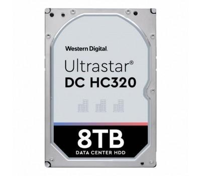"Жорсткий диск 3.5"" 8TB Western Digital (0B36404 / HUS728T8TALE6L4)"
