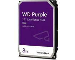 Жорсткий  диск 3.5 Western Digital Purple 8Tb (WD84PURZ)