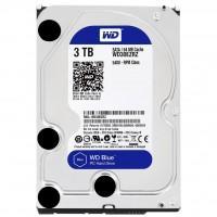"""Жесткий диск 3.5"""" 3TB Western Digital (WD30EZRZ)"""