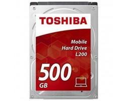 """Жорсткий диск для ноутбука 2.5"""" 500GB TOSHIBA (HDWK105UZSVA)"""