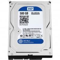 """Жесткий диск 3.5"""" 500Gb Western Digital (#WD5000AAKX-FR#)"""