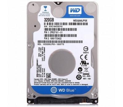 """Жорсткий диск для ноутбука 2.5"""" 320GB Western Digital (WD3200LPVX)"""