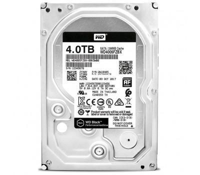 "Жорсткий диск 3.5"" 4TB Western Digital (WD4005FZBX)"