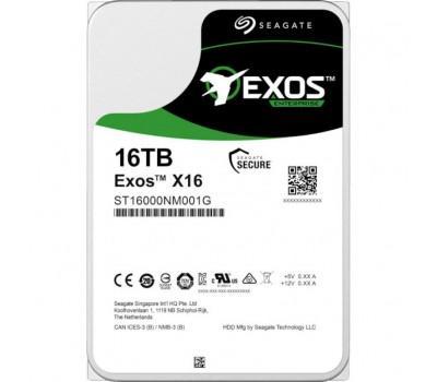 """Жесткий диск 3.5"""" 16TB Seagate (ST16000NM001G)"""