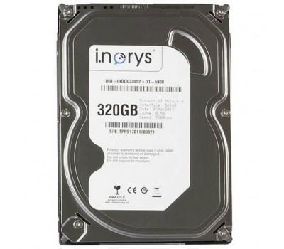 """Жесткий диск 3.5"""" 320Gb i.norys (INO-IHDD0320S2-D1-5908)"""