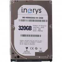 "Жорсткий диск для ноутбука 2.5"" 320Gb i.norys (INO-IHDD0320S2-N1-5408)"
