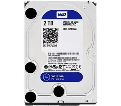 """Жорсткий диск 3.5"""" 2TB Western Digital (#WD20EZRZ-FR#)"""
