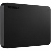 """Зовнішній жорсткий диск 2.5"""" 320GB Toshiba Canvio Basics Black SATA 8MB 5400 (HDTB403EK3AA)"""