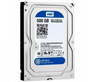 "Жорсткий диск 3.5"" 500Gb Western Digital (WD5000AAKX)"