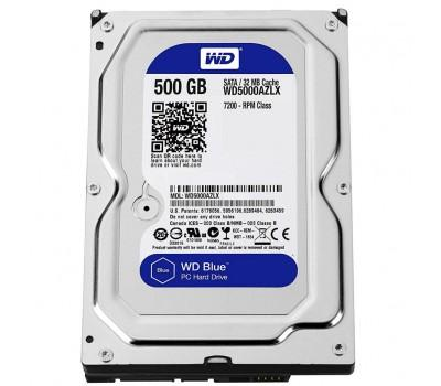 "Жорсткий диск 3.5"" 500Gb Western Digital (#WD5000AZLX-FR#)"