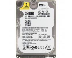 "Жорсткий диск для ноутбука 2.5"" 320GB Western Digital (WD3200BUCT)"