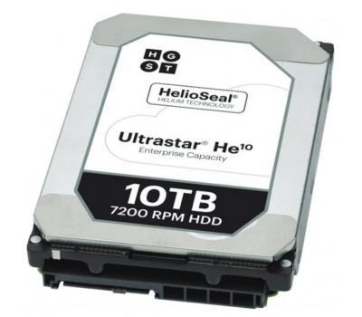 """Жорсткий диск 3.5"""" 10TB WDC Hitachi HGST (0F27454 / HUH721010ALE604)"""