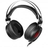 Навушники Redragon Scylla Black-Red (75064)