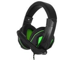 Навушники Gemix N2 Black/Green