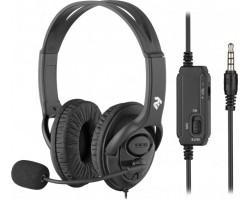 Навушники 2E CH13 Over-Ear 3.5mm / 2*3.5mm (2E-CH13SJ)
