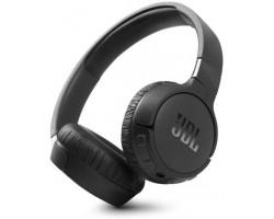 Навушники JBL Tune 660 NC Black (JBLT660NCBLK)