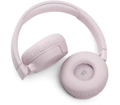 Навушники JBL Tune 660 NC Pink (JBLT660NCPIK)