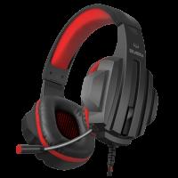 Навушники SVEN AP-G300MV Black-Red