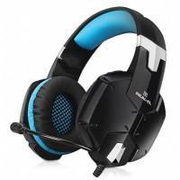 Навушники REAL-EL GDX-7500 black-blue