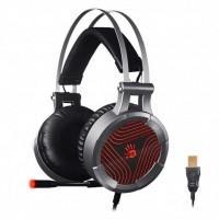 Навушники A4tech G530 Bloody Gray