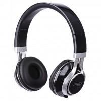 Навушники Vinga HSM040 Black/Silver (HSM040BS)
