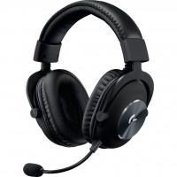 Навушники Logitech G PRO Gaming Headset BLACK USB (981-000812)