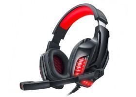 Навушники REAL-EL GDX-7650 Black-Red