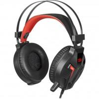Навушники Redragon Memecoleous Black-Red Vibration (75096)
