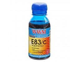 Чорнило WWM Epson Stylus Photo T50/P50/PX660 100г Cyan (E83/C-2)