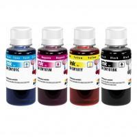 Чорнило ColorWay Epson L100/L200 (4х100мл) BK/С/M/Y (CW-EW101SET01)
