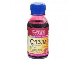 Чорнило WWM Canon CLI-426M/CLI-521M 100г Magenta (C13/M-2)